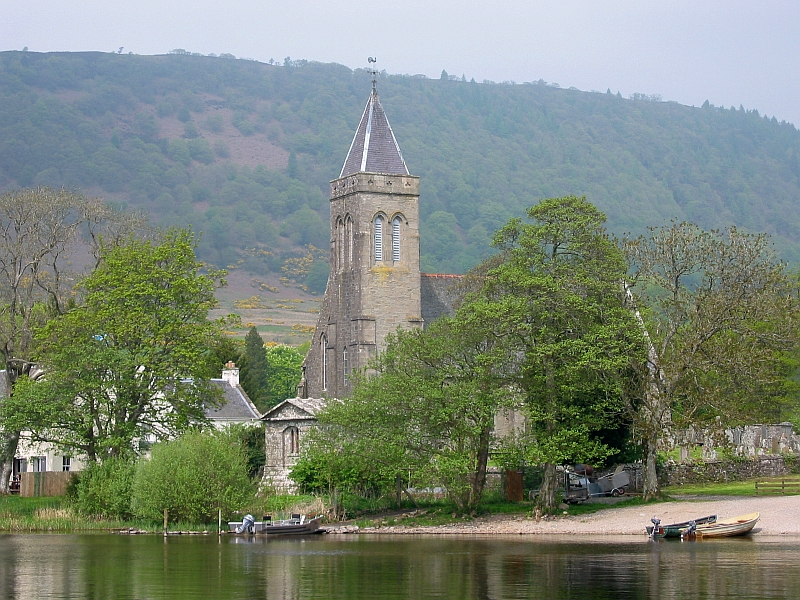 Port of Menteith Church 001 jpg